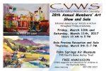 2017 CVWS Annual Show