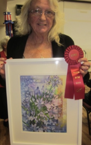 2nd Place - Judy Ross