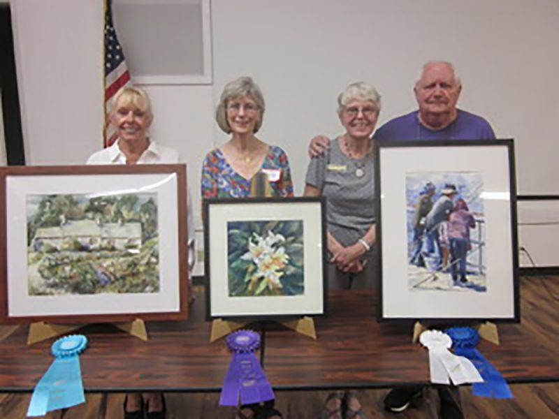 Painter of the Year 2017-18 - Group