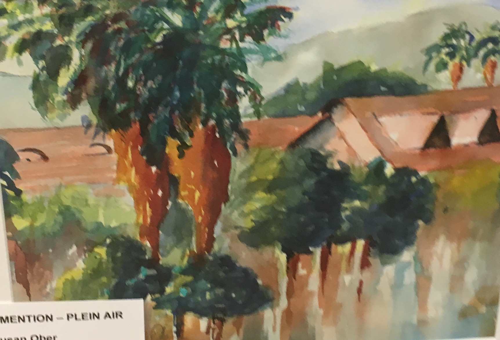 Coachella Valley Watercolor Society Life Is A Painting