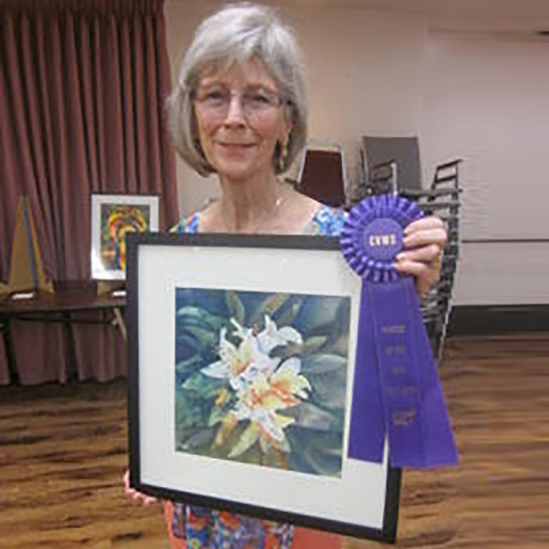 Sylvia Smith - Painter Of The Year