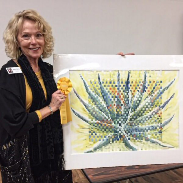 3rd-Place - Karin-Harris - March-2019