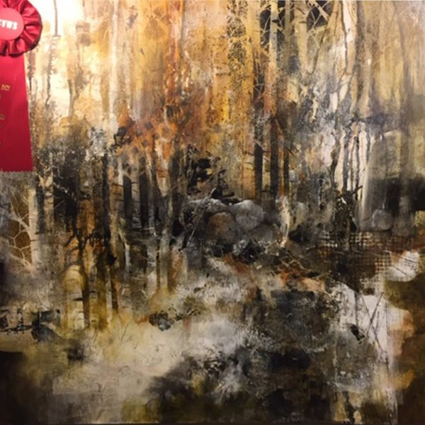 Open Presentation, 2nd Place - Kathleen Scoggin - Forest Floor