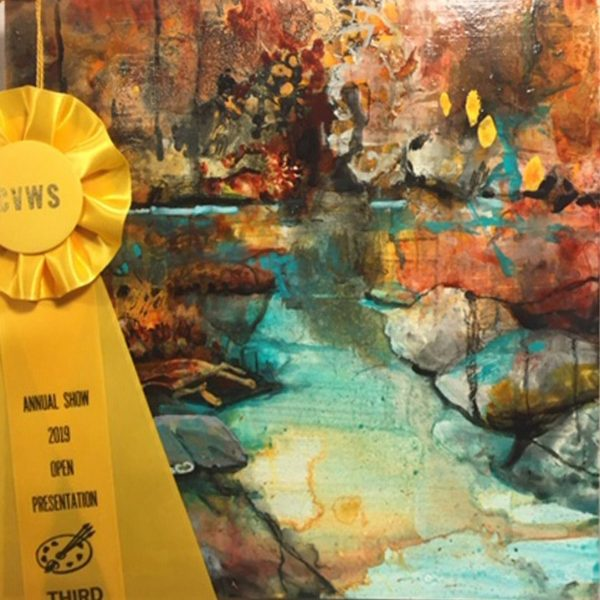 Open Presentation, 3rd Place - Robin St. Louis - Just Rest