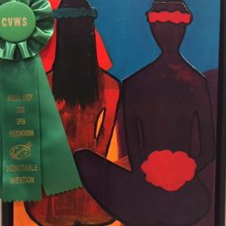 Open Presentation, Honorable Mention - Nancy Frey - Vahine